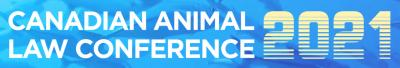 Canadian Animal Law Conference 2021 Logo