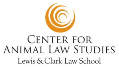 Lewis & Clark Law School Center for Animal Law Studies Logo
