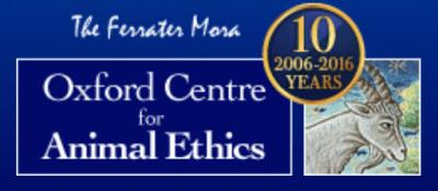 Oxford Centre for Animal Ethics Logo