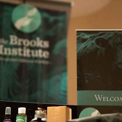 Brooks Institute Signage